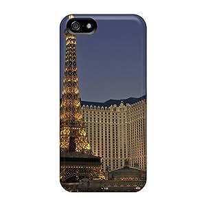 Mylisa Case Cover For Iphone 6 - Retailer Packaging Paris Las Vegas Protective Case