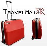 Excalibur TravelMate XR Accordion Case - Red