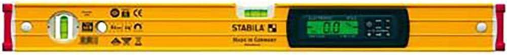 Stabila 196 2/m Niveau /à bulle /électronique Rare Earth Aimants 17707/180/cm