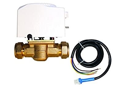 Polypipe PB9700ZV 2 Port Motorised Zone Valve - Central Heating ...