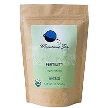 Organic Fertility Tea, 30 Tea bags