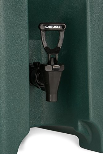 Carlisle XT500008 Cateraide Insulated Beverage Server Dispenser, 5 Gallon, Forest Green by Carlisle (Image #7)