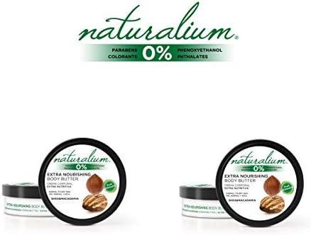 Naturalium PACK Crema Corporal Karité y Macadamia - Set Cremas ...