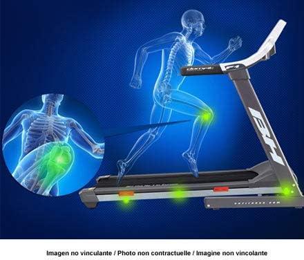 BH Fitness i.Boxster Cinta de Correr eléctrica Plegable - 20 Km/h ...