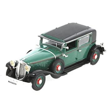 Auto Miniature Renault Type Rm 2 Reinastella 1932 143 Berline