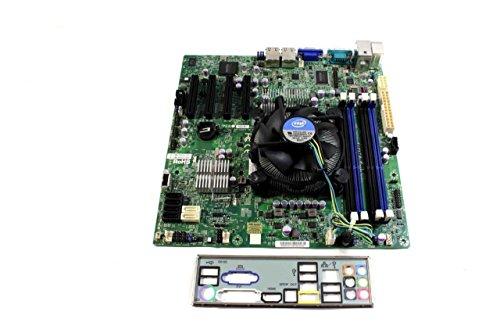 SuperMicro X9SCM-F Intel C204 Chipset LGA 1155 Socket DDR3 SDRAM 4 Memory Slots Micro ATX Server Motherboard