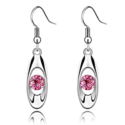 Crystal Drop Earring for Women & Girls