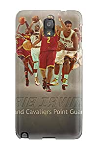 Ideal DanRobertse Case Cover For Galaxy Note 3(cleveland Cavaliers Nba Basketball (8) ), Protective Stylish Case
