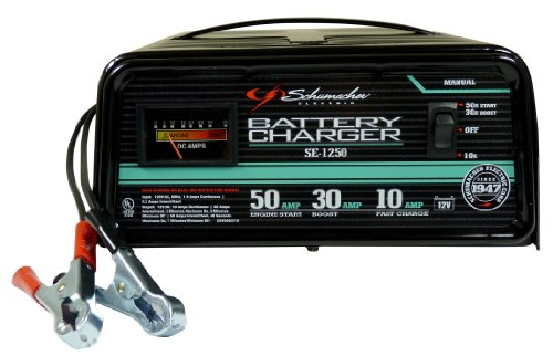 Large Battery Charger - 6