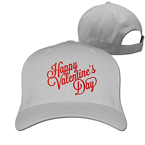 - Mr.Roadman Unisex Happy Valentines Day Clipart Baseball Hip-Hop Cap Vintage Adjustable Hats Cotton Trucker Caps for Women and Men Ash,One Size