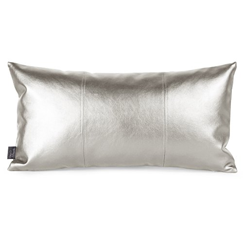 Howard Elliott 4-770 Kidney Pillow, Luxe Mercury