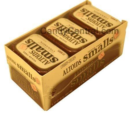 Altoids Small Sugar Free Cinnamon by Altoids Small Sugar Free Cinnamon