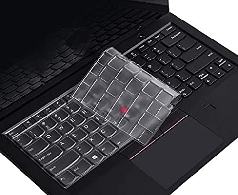 Keyboard Cover Compatible with 2019/2018 Lenovo ThinkPad X1