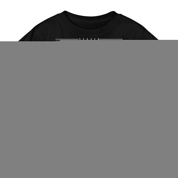 12ef55dc8 Denver Nuggets hueca Logo Juventud Camiseta de    Amazon.es  Ropa y ...