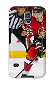PDOfkTT11404IJYLN Tpu Case Skin Protector For Galaxy S5 Ottawa Senators (7) With Nice Appearance