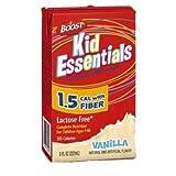Boost® Kid Essentials 1.5 Nutrition Vanilla Flavor with Fiber Drink 237ml - 27 ct.