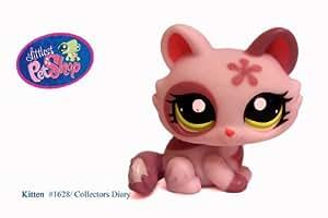 Littlest Pet Shop Diary Cat