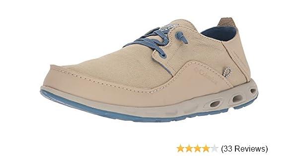 17b7c0e0b20 Amazon.com | Columbia Men's Bahama Vent Relaxed PFG Boat Shoe, Waterproof &  Breathable | Tennis & Racquet Sports
