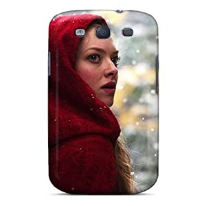 Case Cover Amanda Seyfried In Red Riding Hood/ Fashionable Case For Galaxy S3 by icecream design