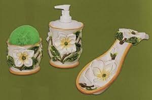 4 Piece Gardenia Kitchen Set