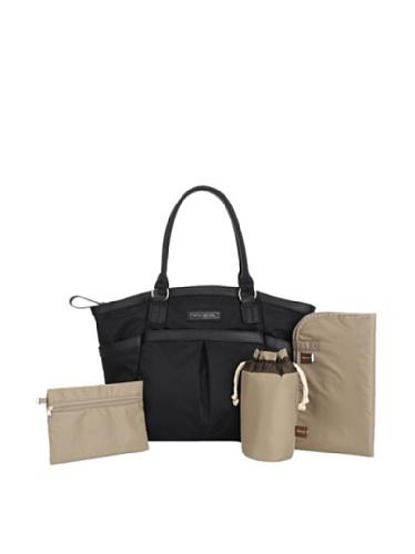 perry-mackin-harper-water-resistant-nylon-diaper-bag-with-genuine-leather-trim-black