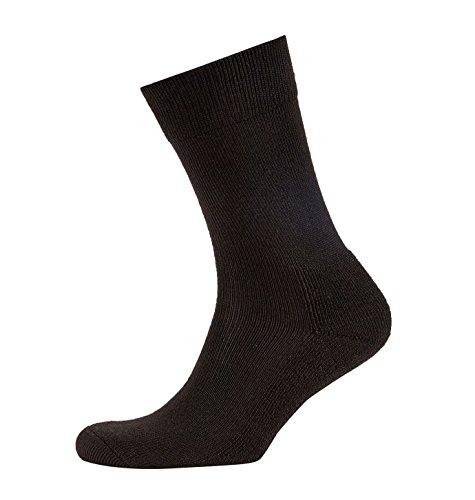 ner Sock, Black, Large ()