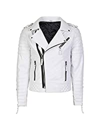 Zafy Leather Men's Leather Jackets Multicolor