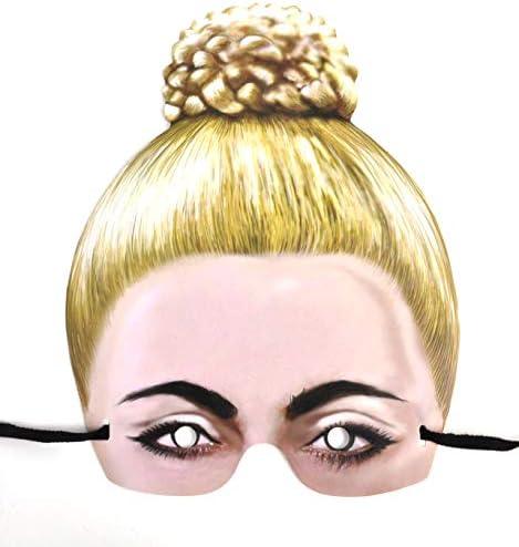 Lady Gaga Party Mask: Amazon.es: Hogar