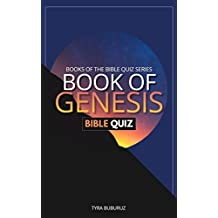 Book of Genesis Bible Quiz (Books of the Bible Quiz Series 1)
