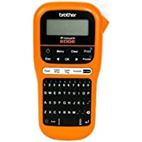 Brother PTE110 Industrial Handheld Labeling Tool Kit