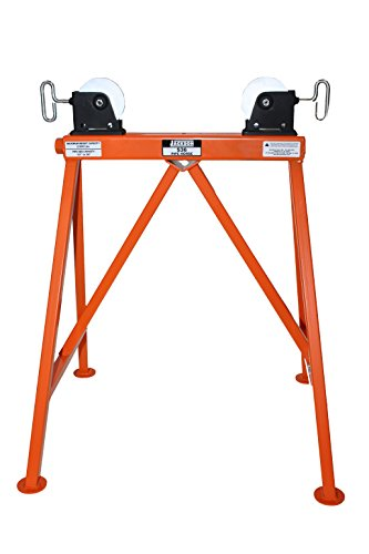 Jackson 536 Pipe Horse Pipe Stand, 20'' Length, 20'' Width, 20'' Height by Jackson