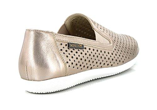 Mephisto Color De Boa Las Señoras Zapatos Khali Carne avaq4