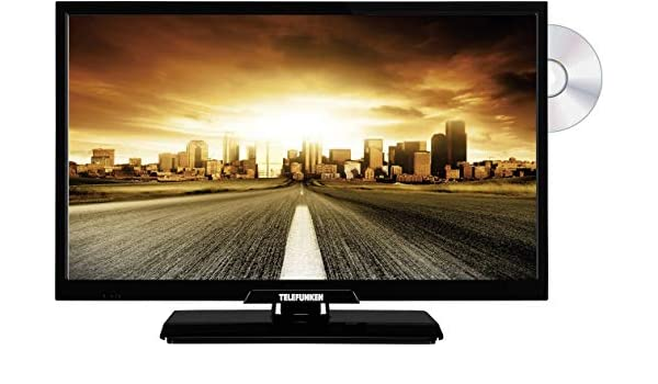 Telefunken D22F342A LED-TV 55cm 22 Zoll EEK A (A++: Amazon.es ...