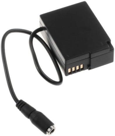 DMW-DCC8 DC Coupler for Panasonic Lumix H2HK GH2K GH2KK GH2KS GH2S GX8 G7 G6 G5 FZ1000 FZ300 FZ200 Cameras FOTGA Camera AC Power Adapter DMW-AC8