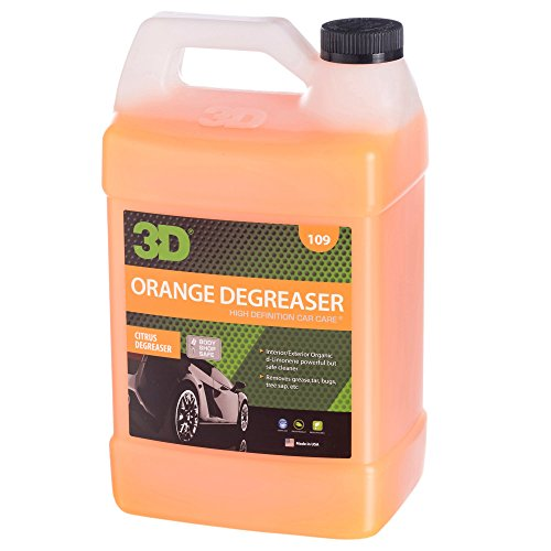 3d orange degreaser citrus cleaner 1 gallon safe green and organic multi use cleaner for. Black Bedroom Furniture Sets. Home Design Ideas