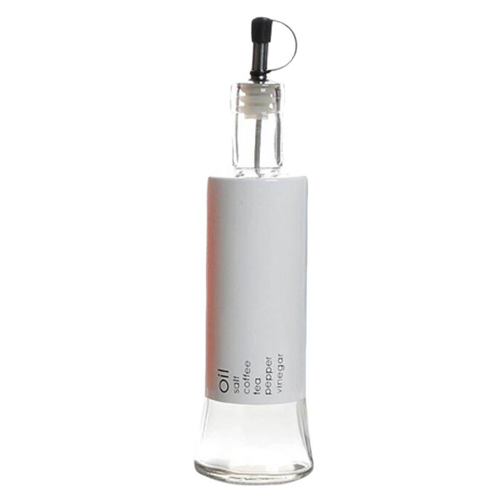 Oil Glass Bottle Vinegar Dressing Cruets Liquid Cruet Sets 350 ML-04 George Jimmy
