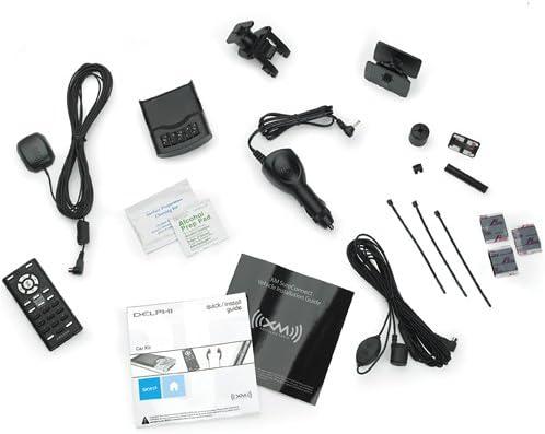 Delphi SkyFi3 XM Satellite Radio with Car Kit