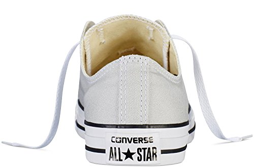 Converse  Ctas Mono Ox, Sneakers Basses mixte adulte - gris - Souris, 46,5 EU B(M) Damen/45 EU D(M) Herren