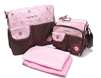 Amazon.com : Carters nappy bags baby diaper bags baby bag ...