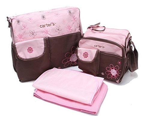 Amazon.com: Carters bebé bolsas para pañales bolsas para ...