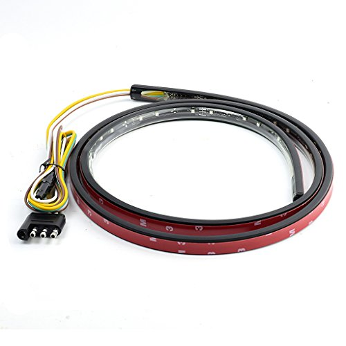 """DEDC 49"""" inch Tailgate LED Light Bar Led Tail Light Strip LED Runing Turn Stop Tail Signal"""
