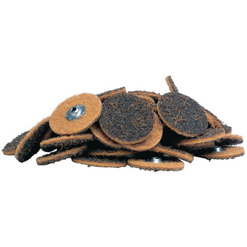 TTC Surface Conditioning Disc - Diameter: 3'' Pack of 25 Grit: Very Fine