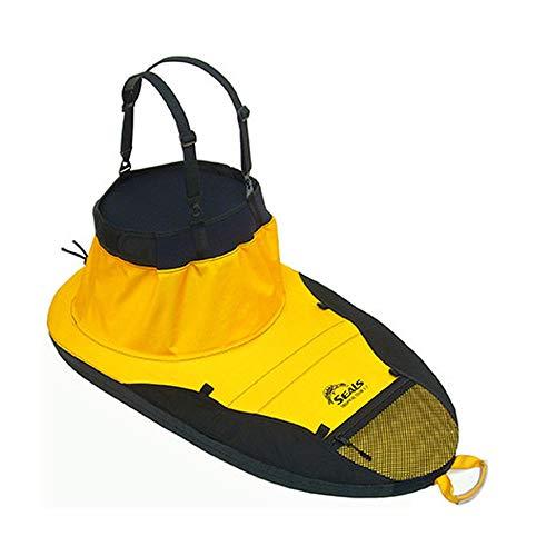 (SEALS Tropical Tour Sprayskirt, 2. Gold Yellow One Size)