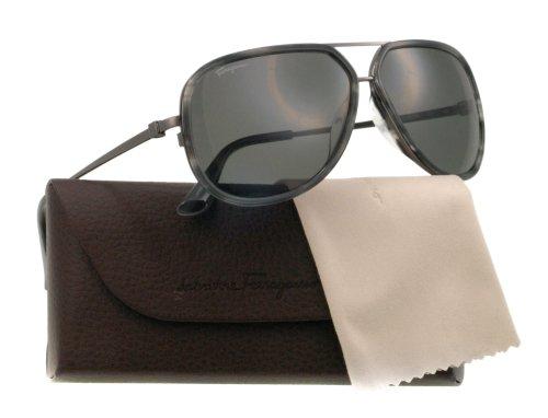 933cb16cc2e Salvatore Ferragamo SF637SP 003 Polarized Sunglasses