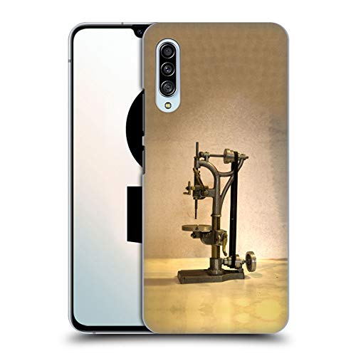 Official Celebrate Life Gallery Drill Press Tools Hard Back Case Compatible for Samsung Galaxy A90 5G (2019)