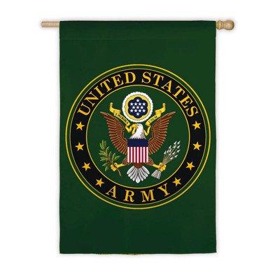 Vertical House Flag Banner - 2