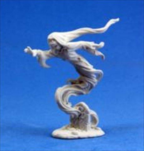 Ghost - 1 Unpainted 28mm Heroic Scale Miniature - Dark Heaven Bones by Reaper Miniatures 77007