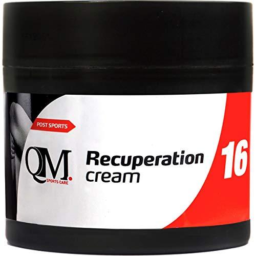 QM Sports Care Recuperation Cream 200ml tub, One Size