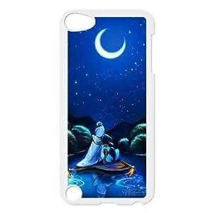 iPod Touch 5 Phone Case White Aladdin NLG7805588