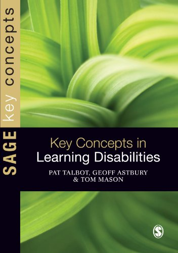 Key Concepts in Learning Disabilities (SAGE Key Concepts Series)